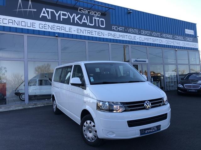 Volkswagen Volkswagen Caravelle V (T5) 2.0 TDI 114 FAP BlueMotion Technology Confortline Long