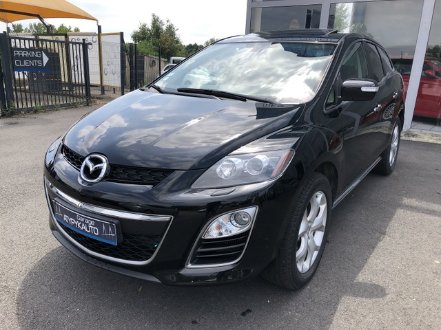 Mazda Mazda CX-7 2.2 Mzr-Cd Performance bvm6