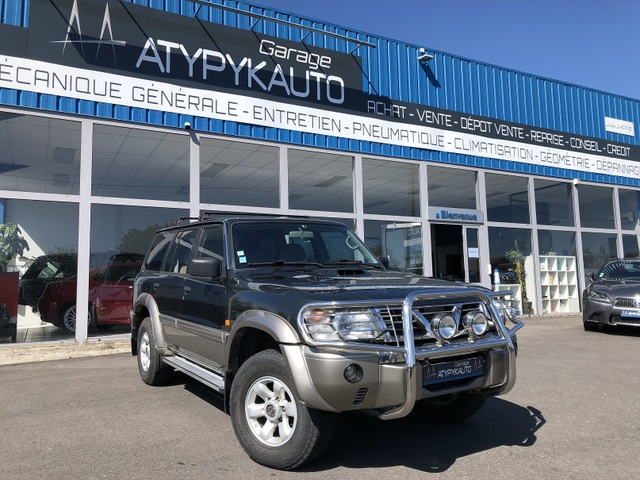 Nissan Nissan Patrol IV GR 3.0Vdi 158ch Luxe 7places Bva
