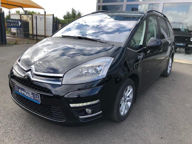 Citroën Citroën C4 Picasso  2.0 HDi150 FAP Exclusive
