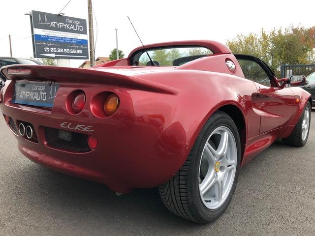 Lotus Lotus Elise S1 1.8 120ch