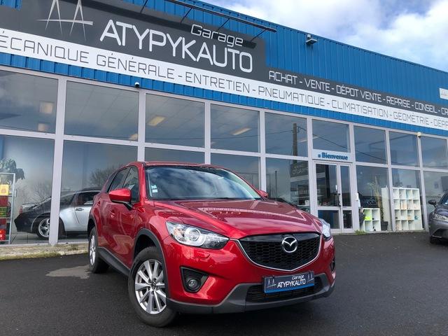 Mazda Mazda CX-5  2.2 SKYACTIV-D 150 Dynamique 4x2